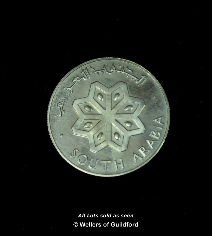 Lot 7063 - South Arabia (Peoples Democratic Republic of Yemen), Proof Set of 4 coins, 1964, comprising 1-,