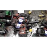 2 x Hilti TE30C Corded Rotary Hammer Drills 110v