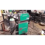 Migatronic Omega 400 Mig Welding Set with Migtronic MWF27 Wire Feed (2017) (Bottle Not Included)