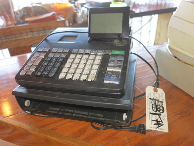 Lot 17A - Casio Cash Register Model PCR-T500