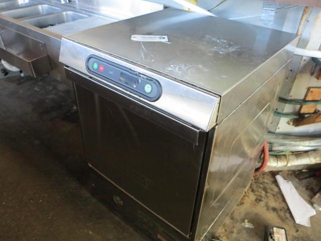 Lot 10 - Hobart LXi Glaassware Dishwasher