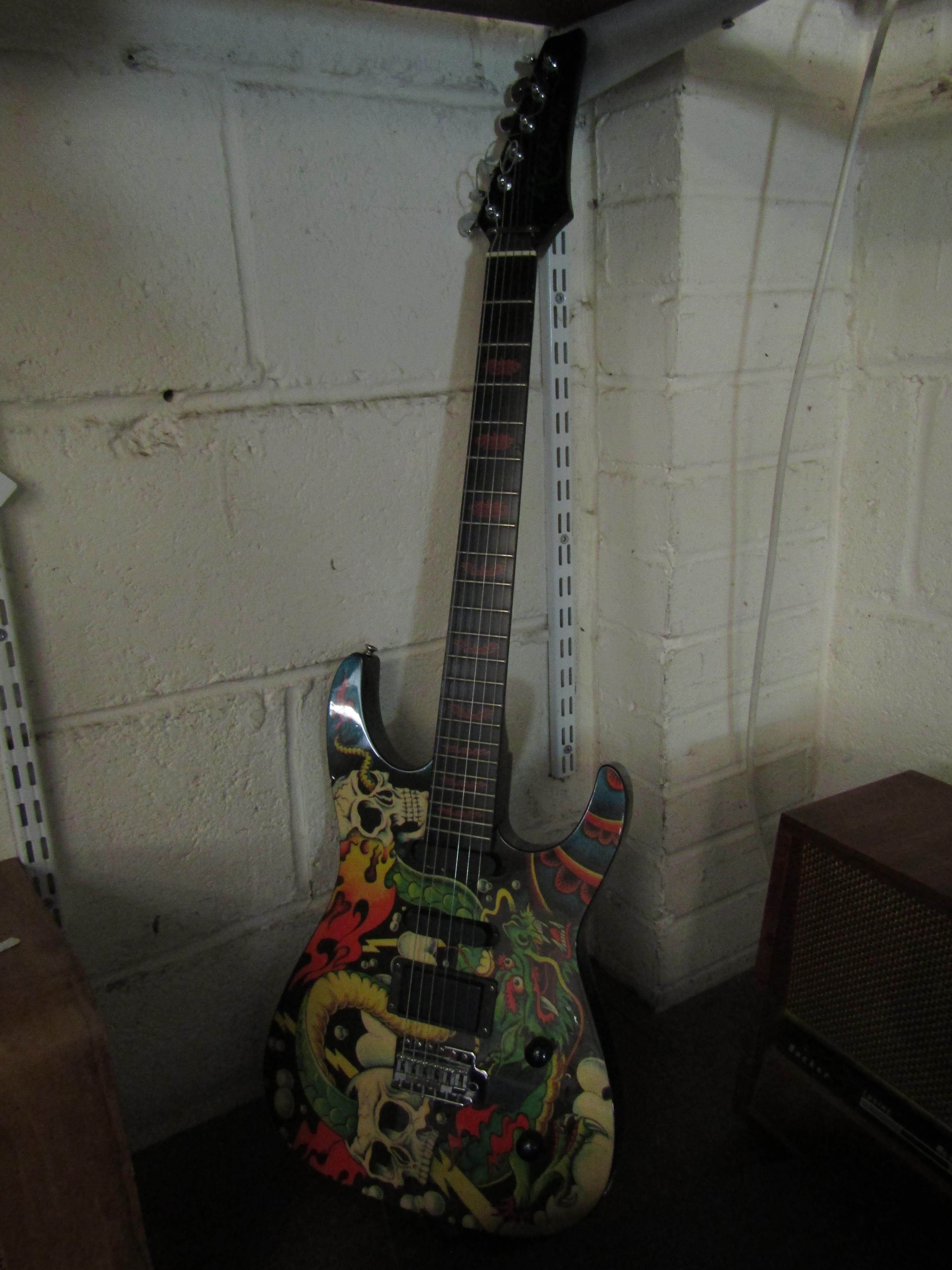 ROCKSTER ELECTRIC GUITAR