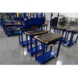 Bench Depot Maple Top Work Benches