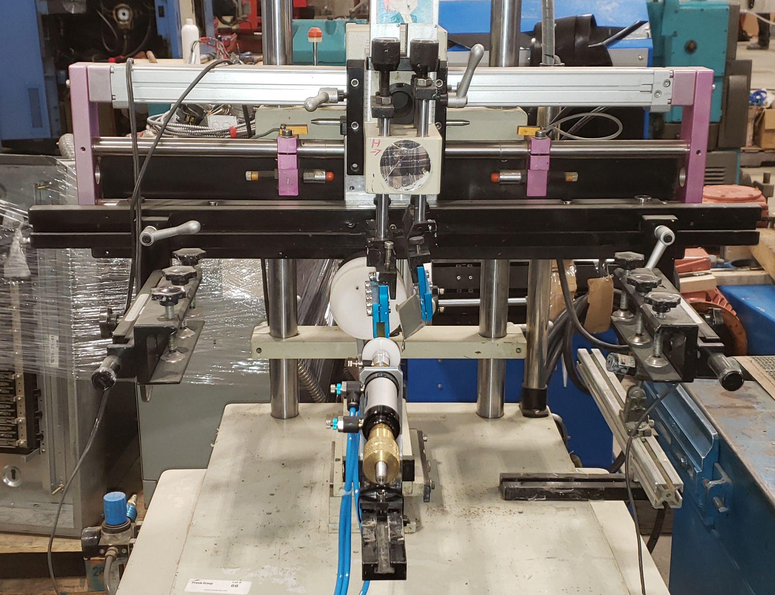 Silk Screen Printer for Bottles - Image 2 of 10