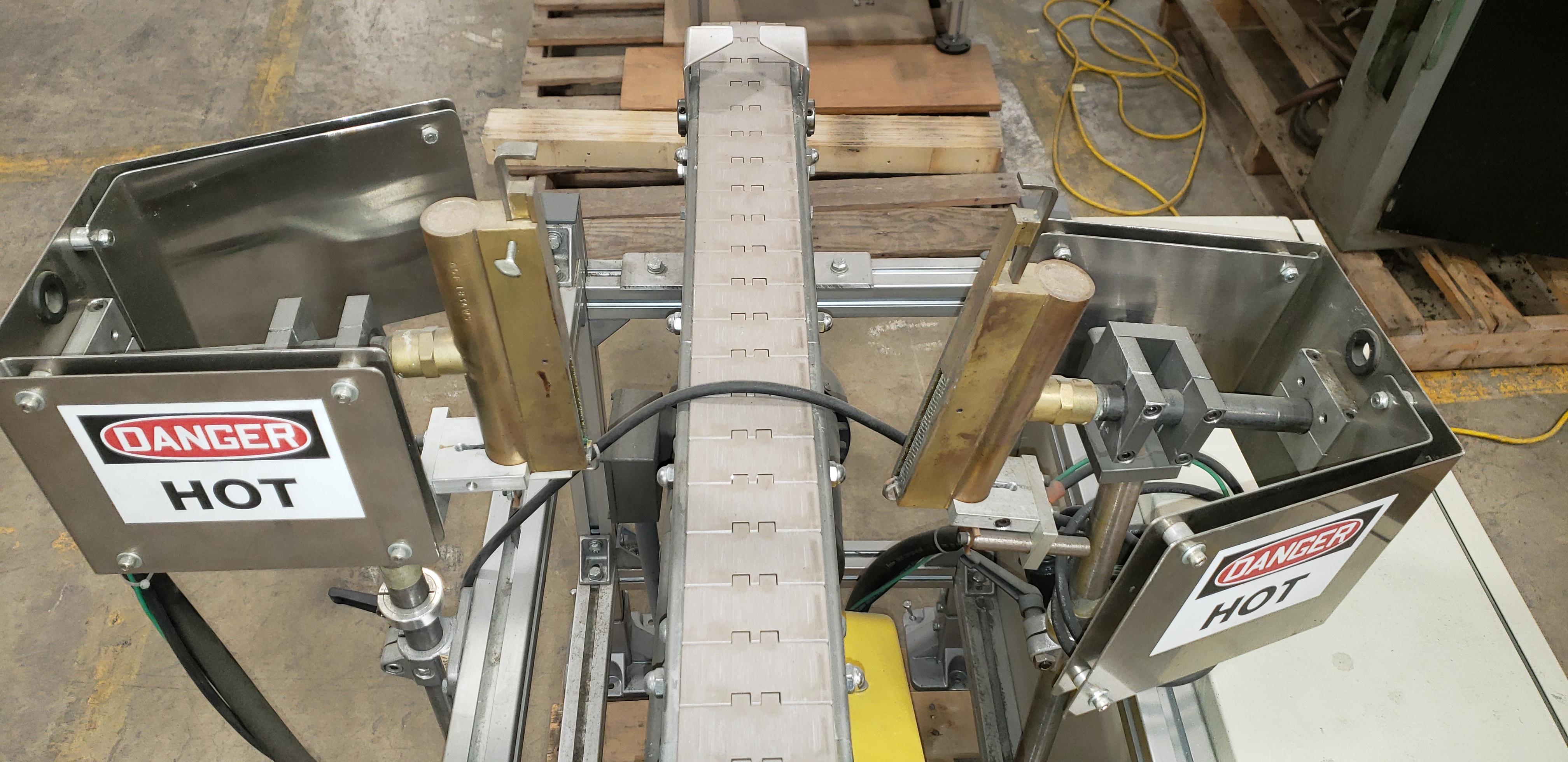 RLS Inline Flamer / Bottle Printing Finisher - Image 6 of 14