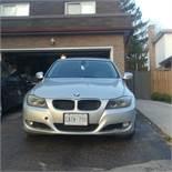 2011 BMW 328I X Drive Automobile, (190,500 KM)