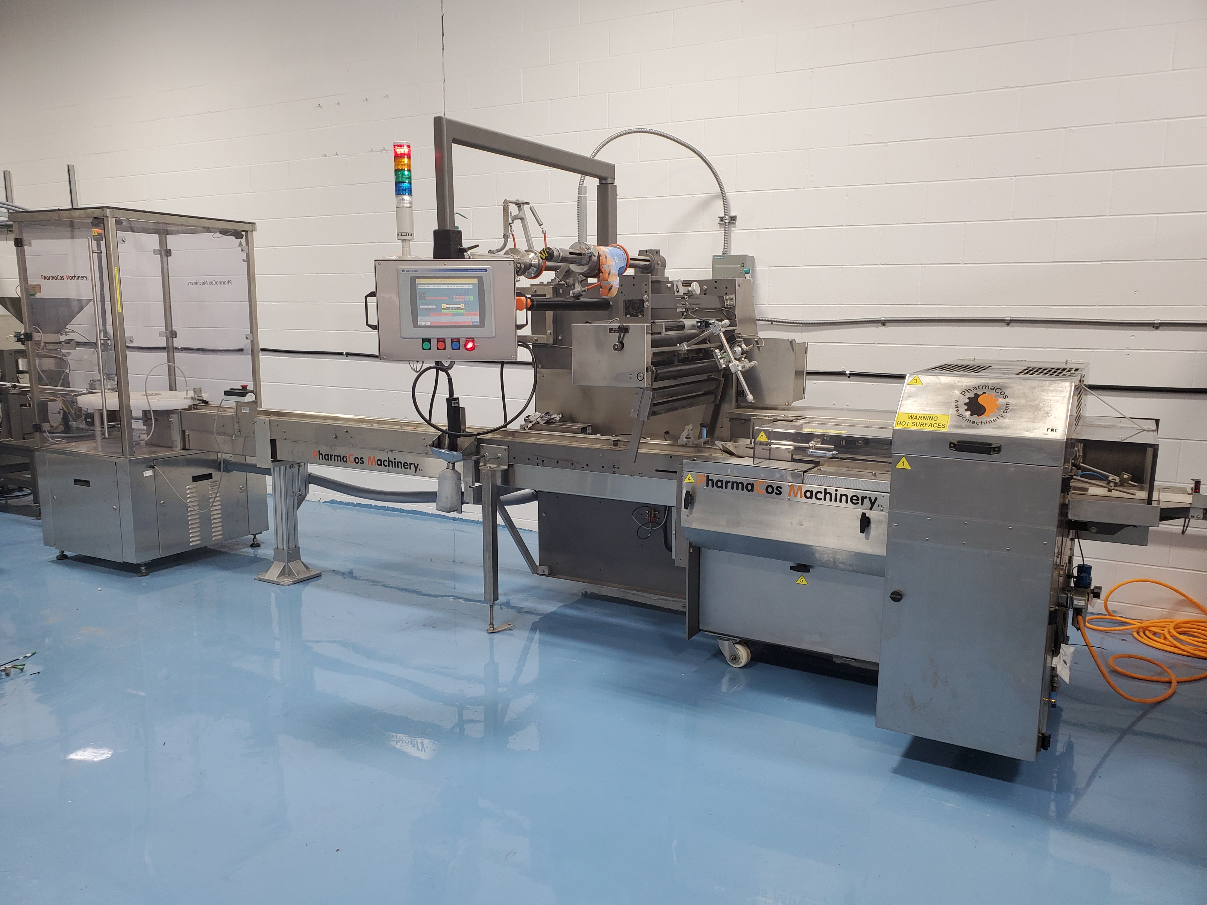 ESS TECHNOLOGIES MB60XP EXPLOSION PROOF MONOBLOCK FILLING & SEALING SYSTEM - Image 8 of 11