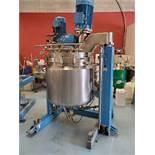 Fryma Vacumix Twin Motion Vacuum Mixer model DT-300