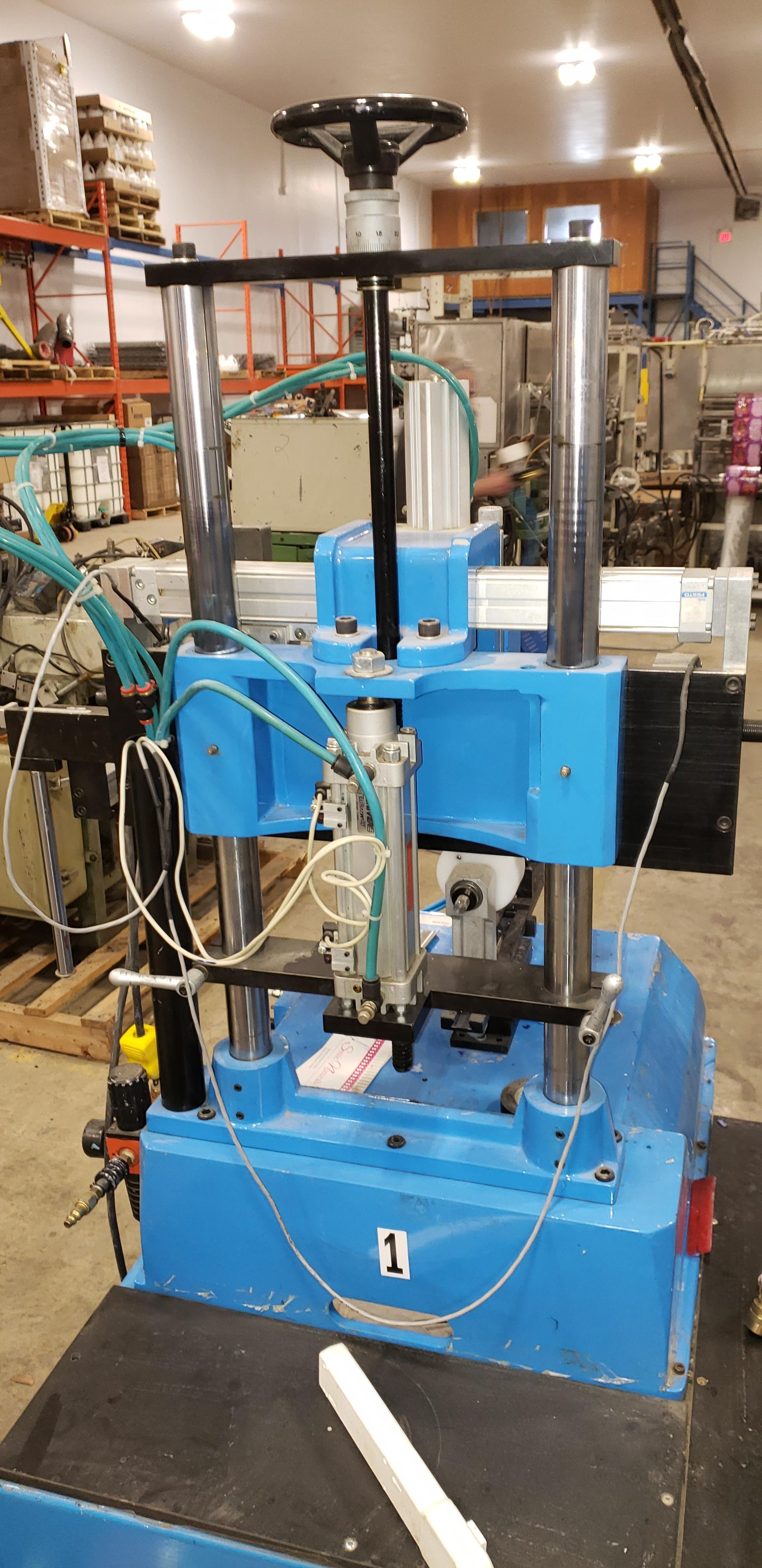 1 Color Bottle Screen Printing Machine - Image 8 of 9