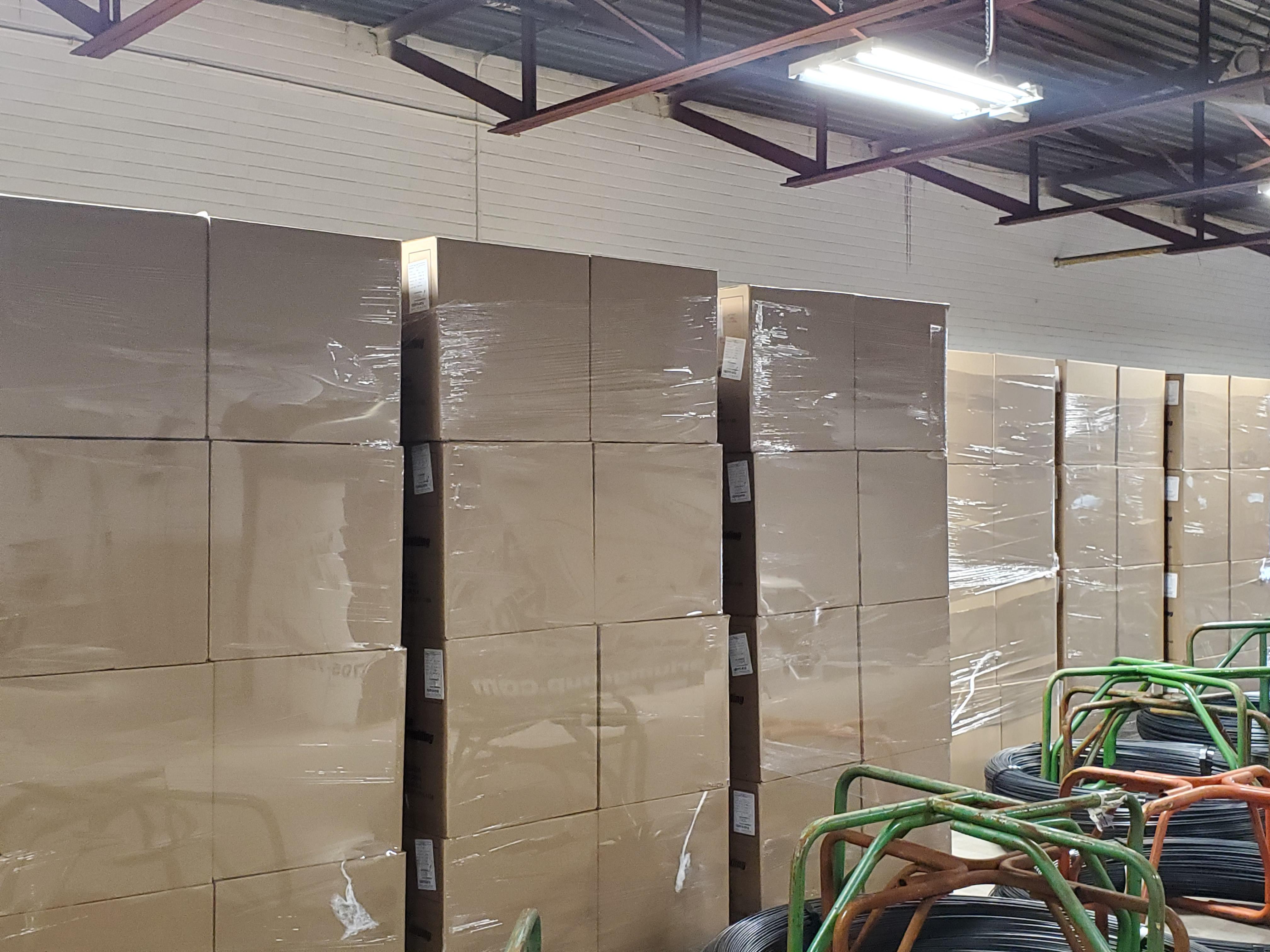 10,000 HDPE Bottles, NATURAL, NEW, 24/410 Neck, 16oz Boston Round - Image 3 of 6