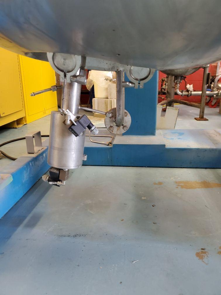 Fryma Vacumix Twin Motion Vacuum Mixer model DT-300 - Image 9 of 19