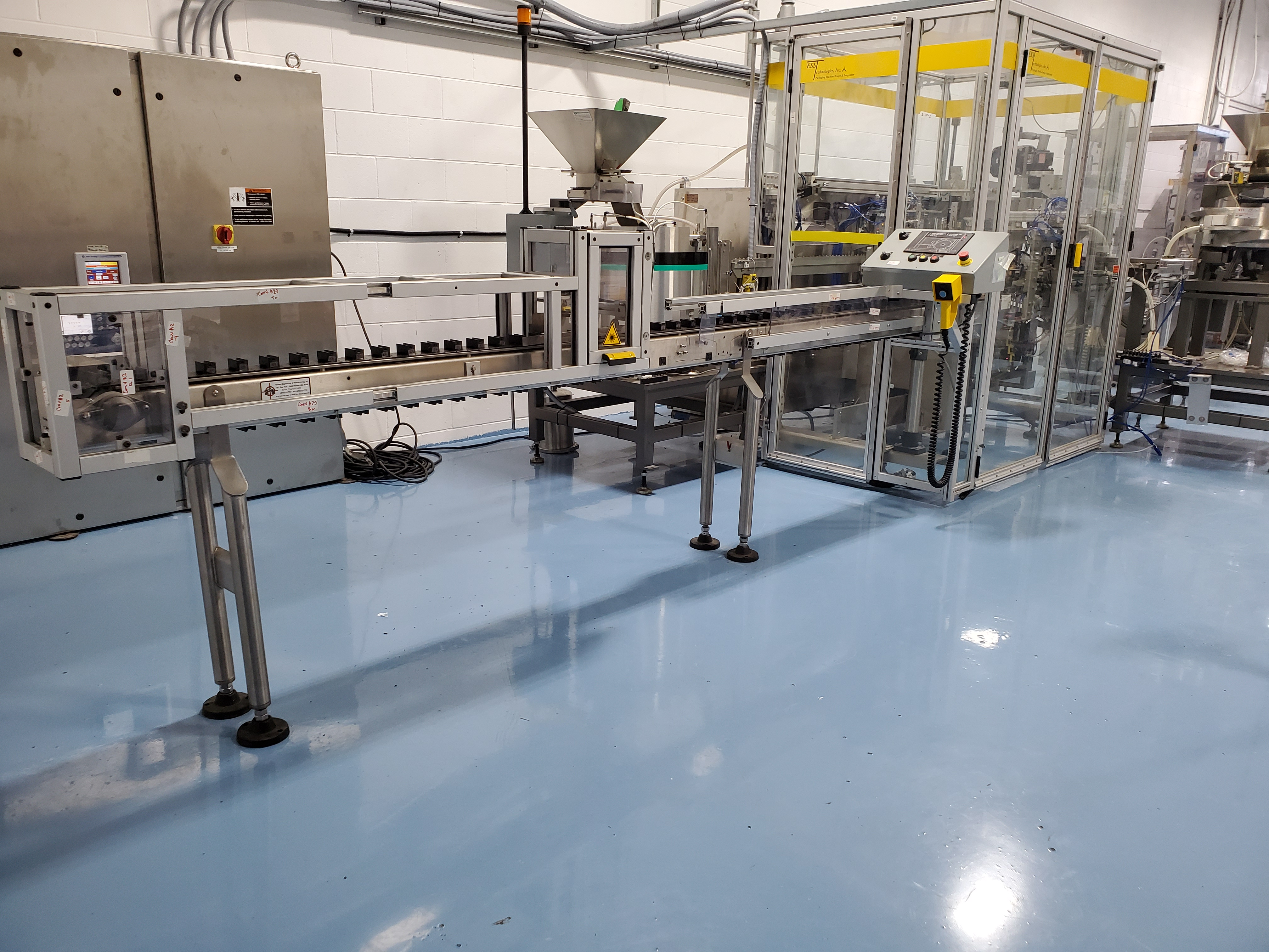 ESS TECHNOLOGIES MB60XP EXPLOSION PROOF MONOBLOCK FILLING & SEALING SYSTEM - Image 3 of 11