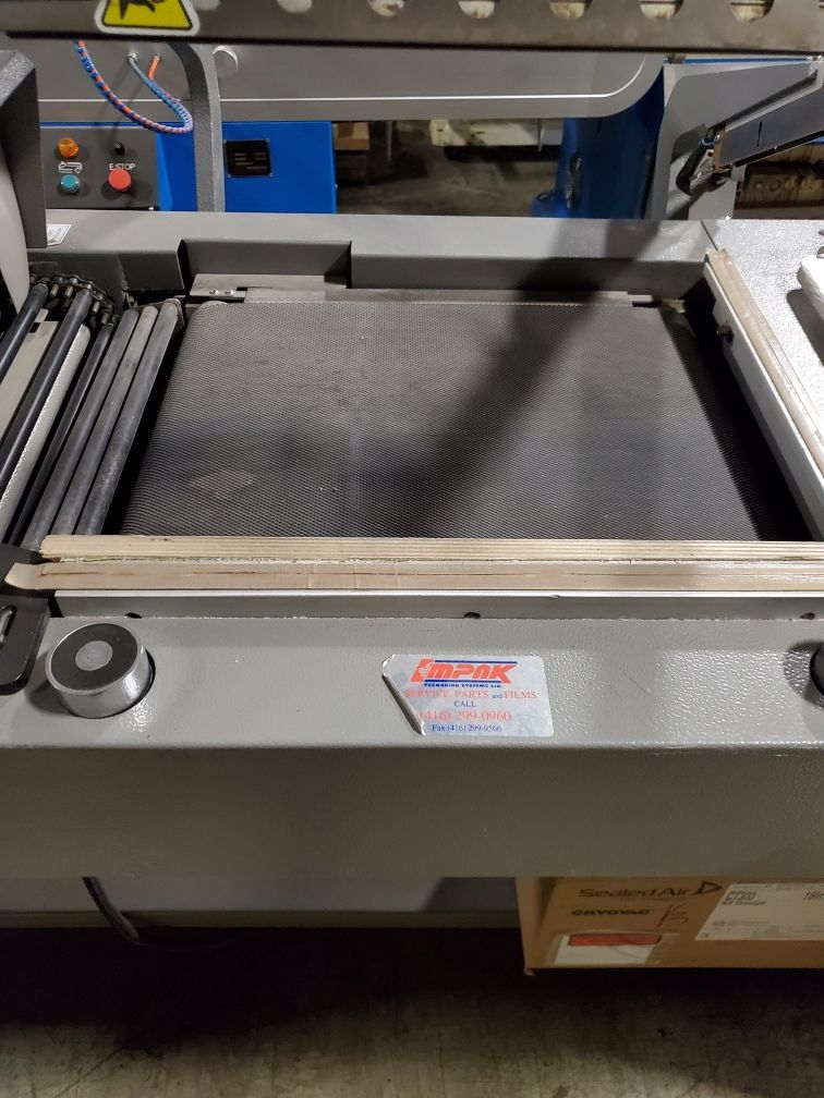 Impak Packaging Systems L-Bar Sealer and Shrink Tunnel - Image 4 of 6