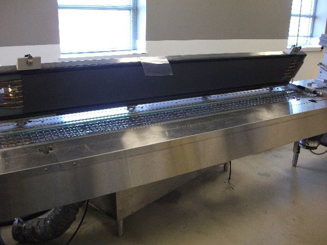 Mafaffy Horizontal Tray Former/Blister Sealer/Form Fill Seal Machine - Image 5 of 18