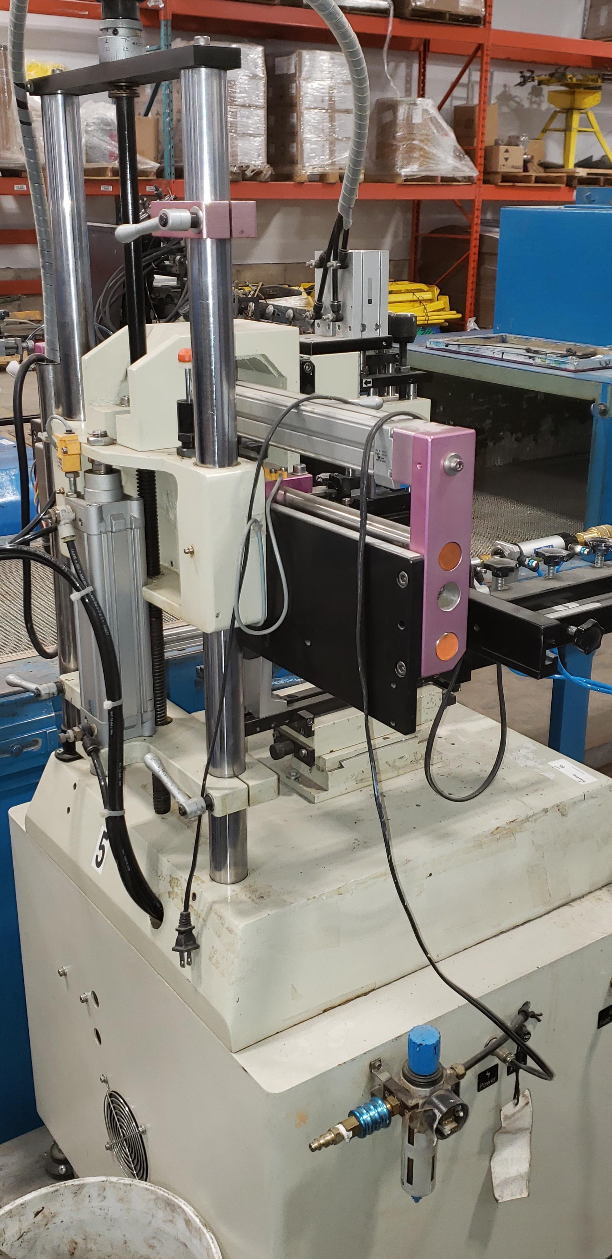 Silk Screen Printer for Bottles - Image 10 of 10
