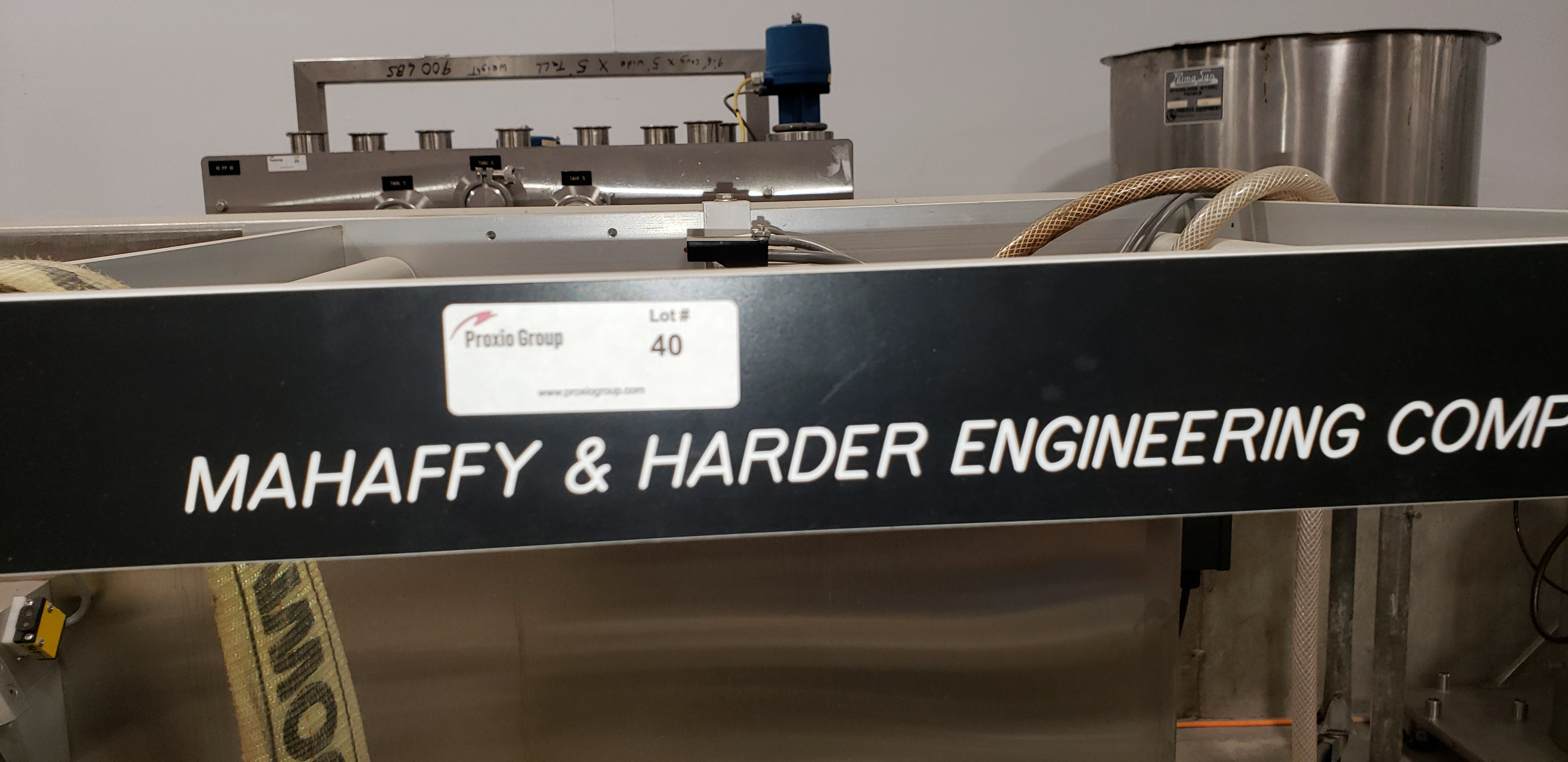 Mafaffy Horizontal Tray Former/Blister Sealer/Form Fill Seal Machine - Image 14 of 18
