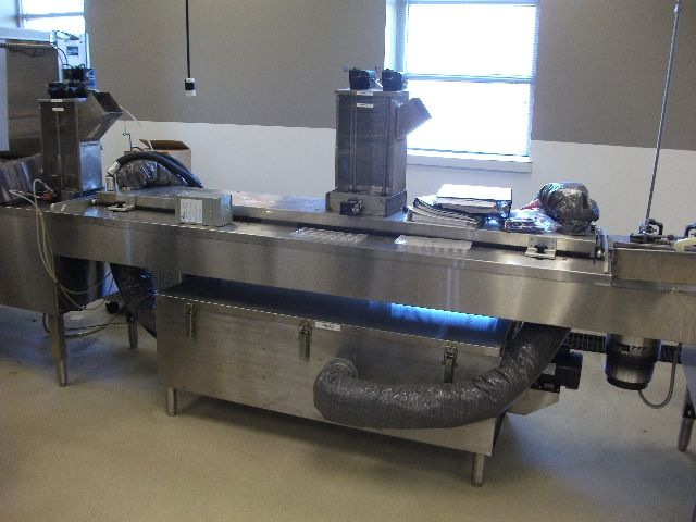 Mafaffy Horizontal Tray Former/Blister Sealer/Form Fill Seal Machine - Image 3 of 18