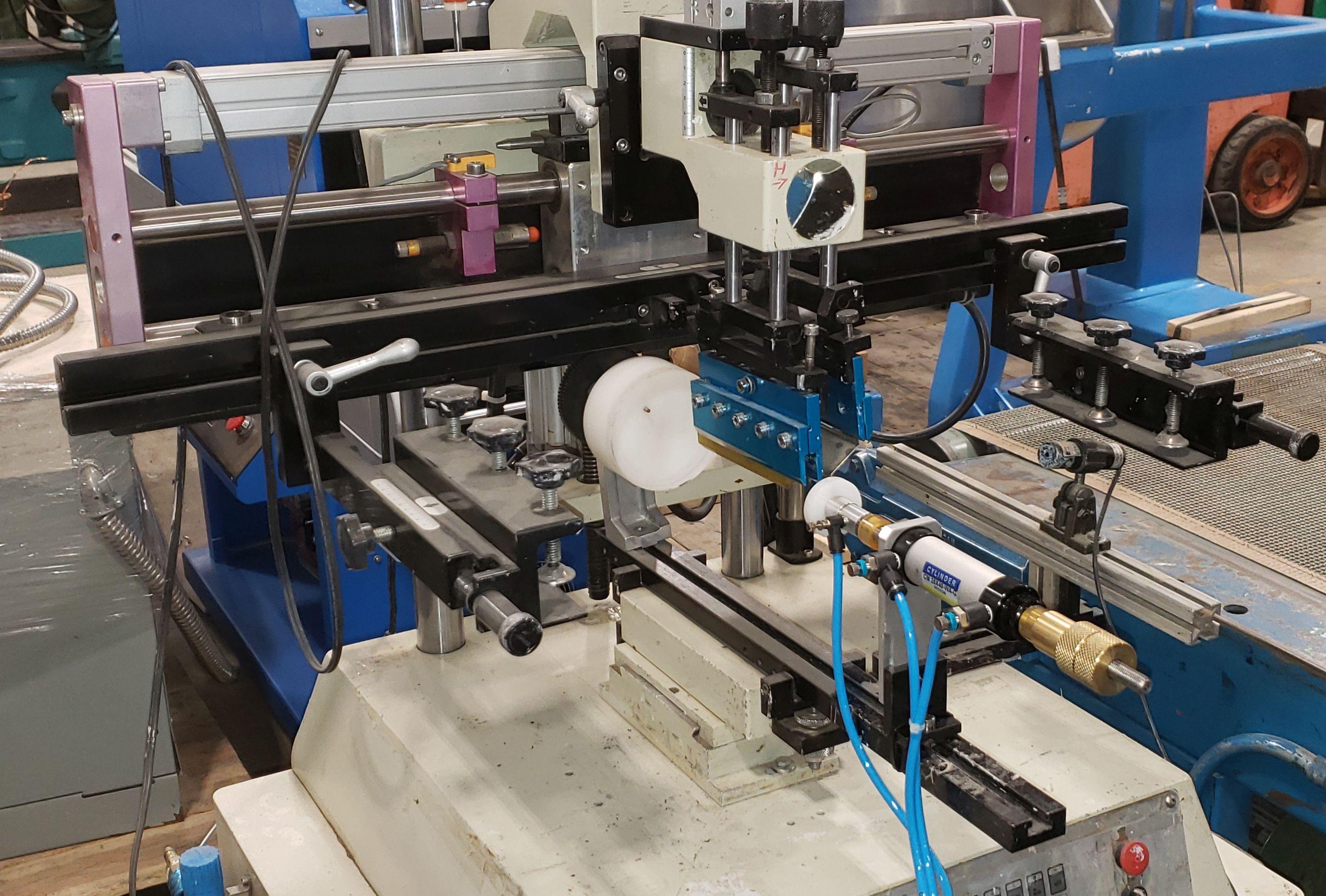 Silk Screen Printer for Bottles - Image 3 of 10