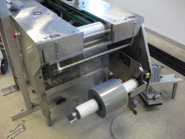Mafaffy Horizontal Tray Former/Blister Sealer/Form Fill Seal Machine - Image 8 of 18