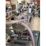 Stainless Steel Horizontal Piston Filler - Table Top Model