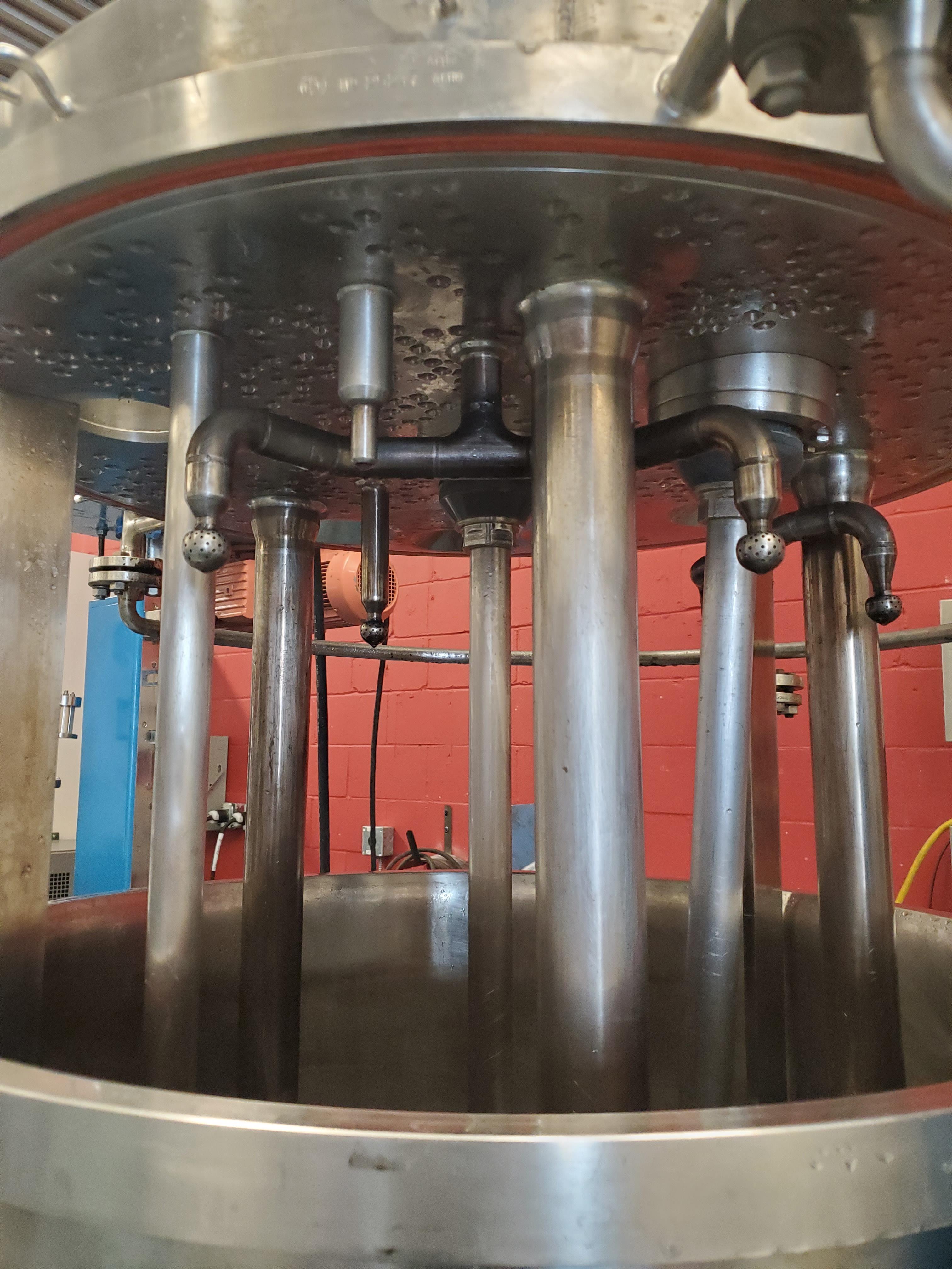 Fryma Vacumix Twin Motion Vacuum Mixer model DT-300 - Image 17 of 19