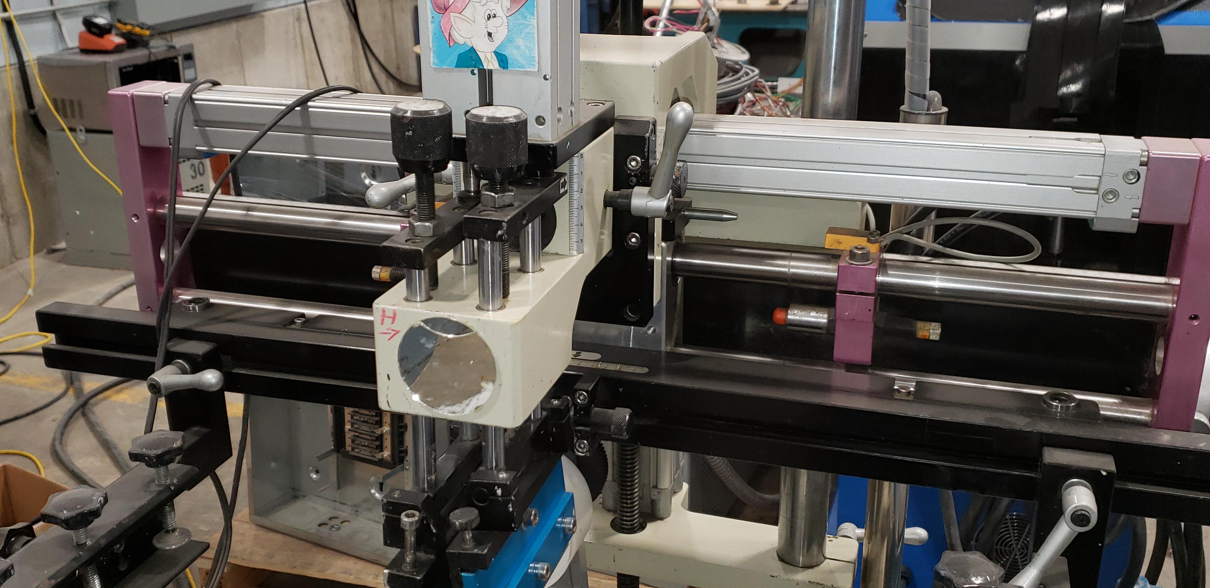 Silk Screen Printer for Bottles - Image 6 of 10