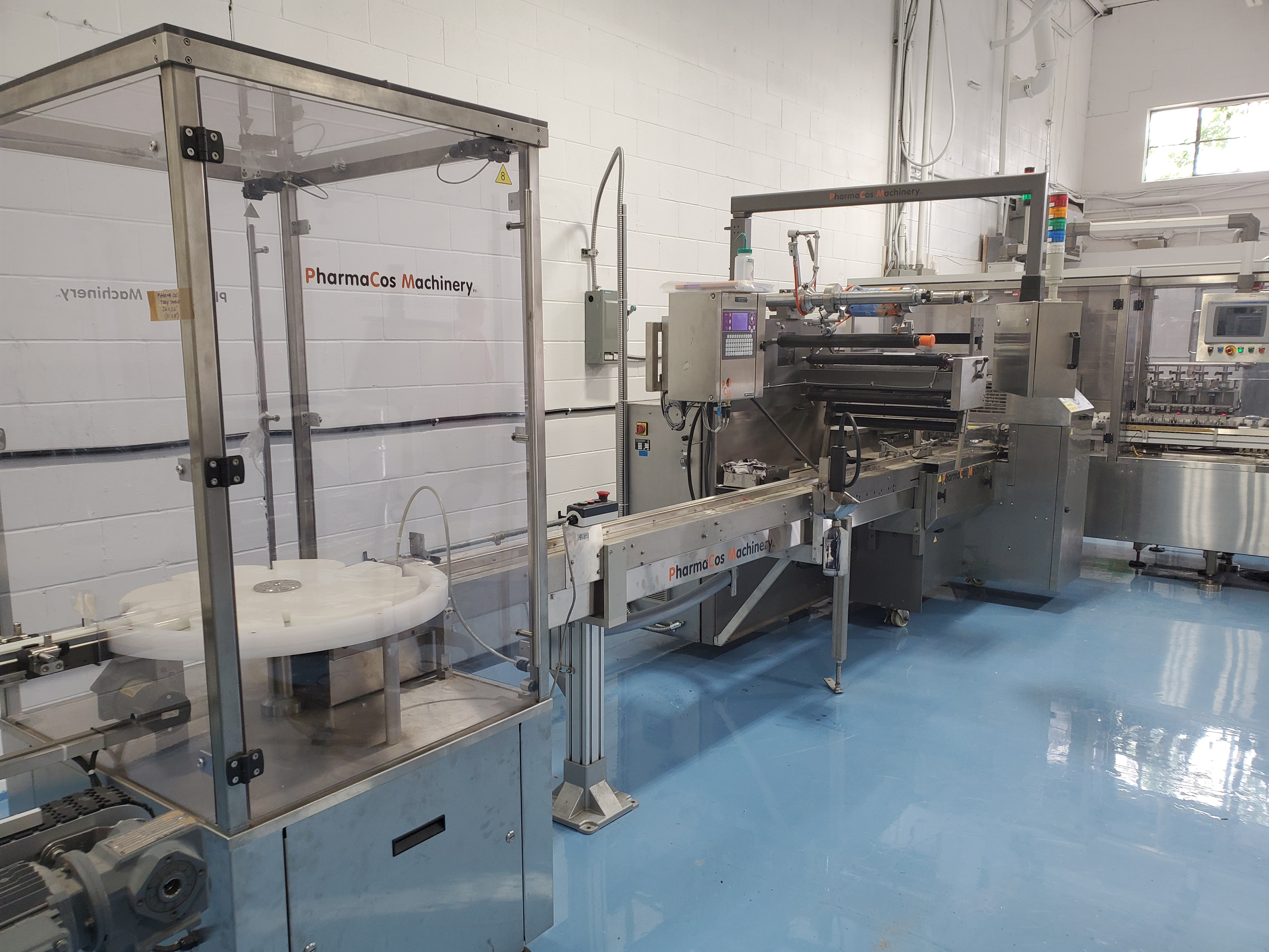 ESS TECHNOLOGIES MB60XP EXPLOSION PROOF MONOBLOCK FILLING & SEALING SYSTEM - Image 10 of 11