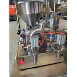 Stainless Steel Piston Filler - 50 to 500 ML range of fill