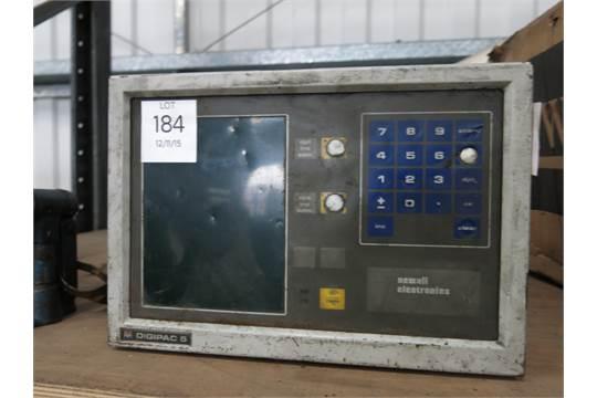a newall electronics digipac 5 rh i bidder com