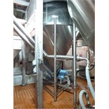 Silo no. 3 s/s approx. 18000 lbs.
