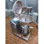 s/s vertical cutter mixer mod.  VCM24A ser. no. 71390901/88