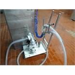 Sandpiper mod. 8B1-1 diaphragm pump  w/ mobile cart