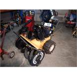 CANADIANA 10HP/32 INCH SNOWBLOWER DUAL-STAGE, CHAINS