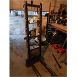 ESCALERA STAIRWAY WALKING DOLLY & FORKLIFT (NO BATTERY)