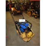 2010 GEMTEC PLATE COMPACTOR 15, 214 LB, GAS ENGINE, S/N CMP51008843 W/208CC