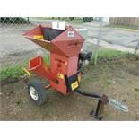 CRAY BEAR CAT 7580 CHIPPER/SHREDDER W/ WHEEL KIT & HONDA 8HP ENGINE