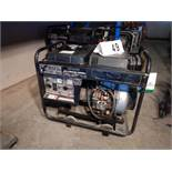 EAGLE POWER TOOLS E65DRE AIR COOLED POWER GENERATOR W/DIESEL ENGINE,WHEEL KIT, ELECTRIC START
