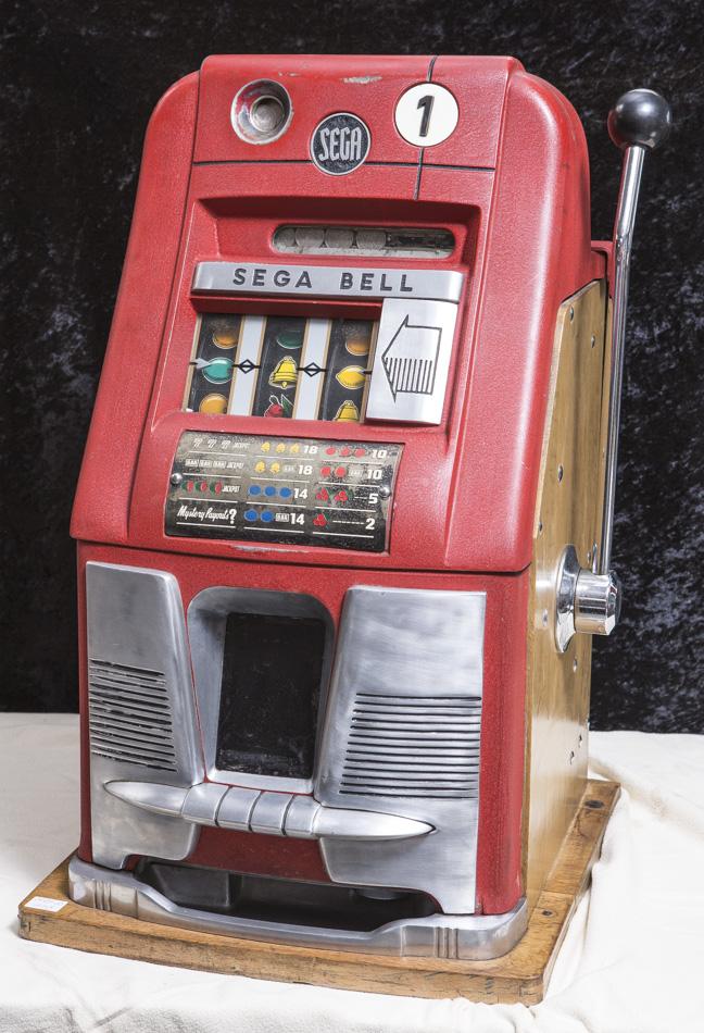 spielautomaten 60er jahre