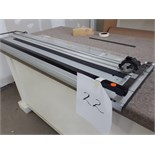 MANUAL CUTTING MACHINE