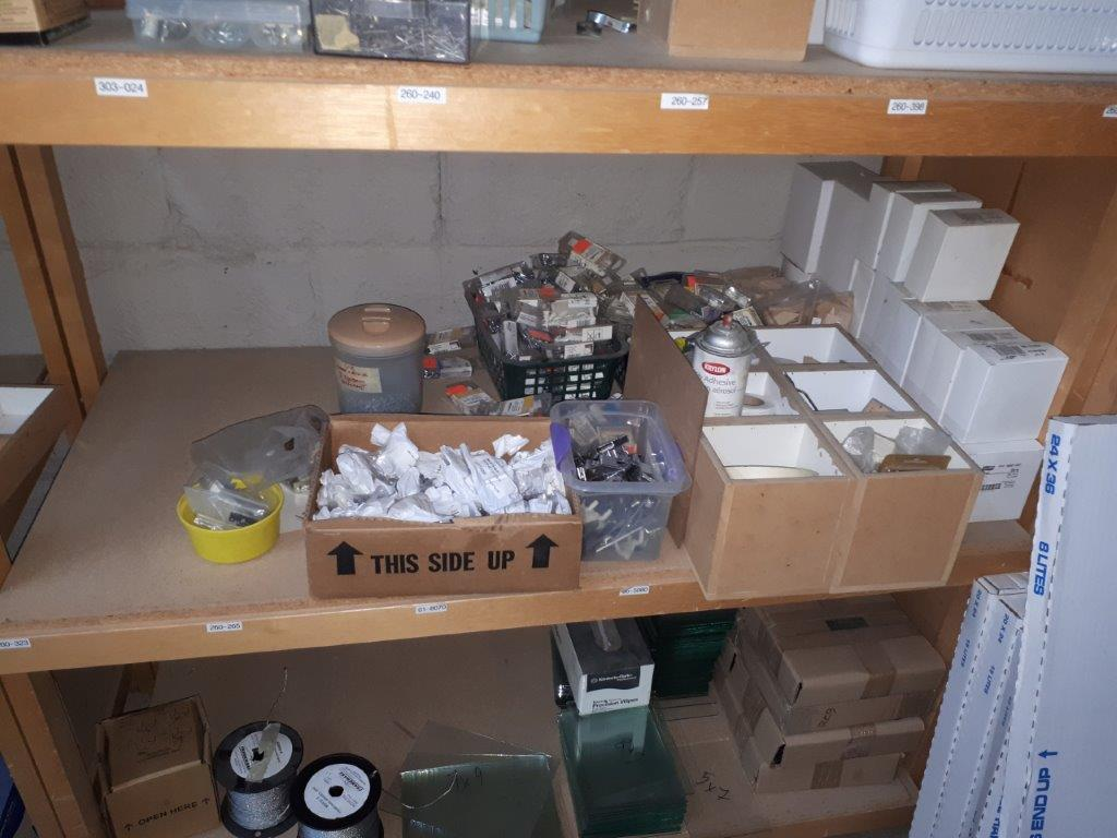 LOT: ASST. HARDWARE & PRODUCTS - Image 6 of 8