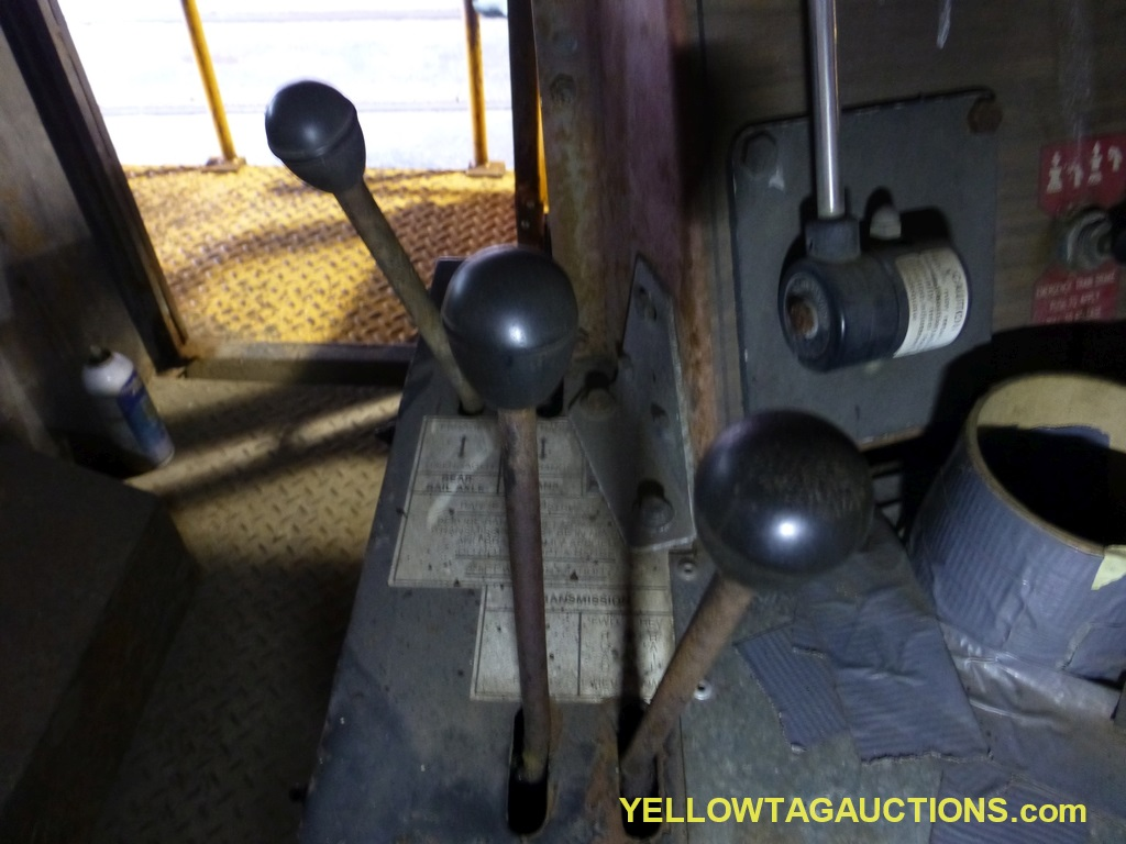 Track Mobile Rail Car Mover | Model No. 7TM; Bad Tie Rod - Image 17 of 42