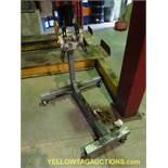 NAPA Engine Rotating Stand | Model No. 94-774; 1250 lbs Capacity