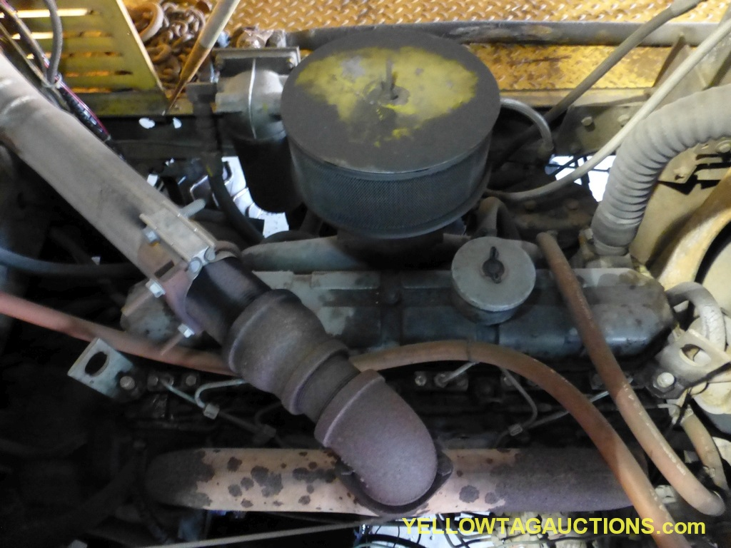 Track Mobile Rail Car Mover | Model No. 7TM; Bad Tie Rod - Image 27 of 42