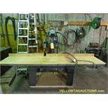 DeWalt Power Shop MBC 201 Radial Arm Saw w/Stand | Model: GE; 120 VAC