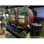 Drydene Oil Storage Tanks