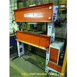 Power Team SPX Heavy Duty Maintenance Press | Model No. PQ120; 100 Ton Capacity