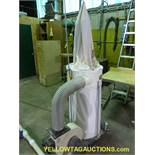 "Fox Shop Dust Collector | Model No. W1666; 2 HP; 220V; 3450 RPM; 1PH; Max Inlet: 6""; Suction Cap: Ap"