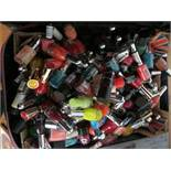 Large amount of nail varnishes (many as new)