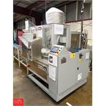 Norden Machinery Tube Machine with Waste Trim Collector Model: Nordenmatic 402 SN: 54281 Rigging