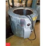 Ohmtemp Clamshell Barrel Heater 230 V, 3 Ph., 60 Hz Model: SWL-55-2303 SN: 13-012 Rigging Fee: $150